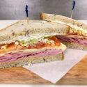 Buffet Ham Sandwich