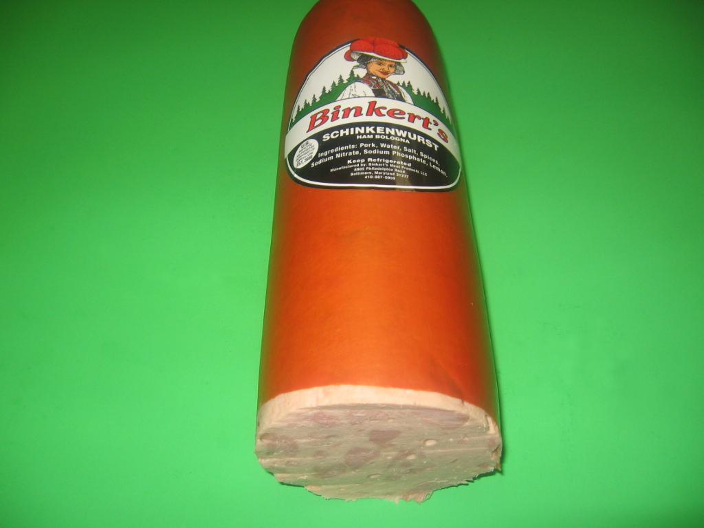Ham Bologna – Schinkenwurst