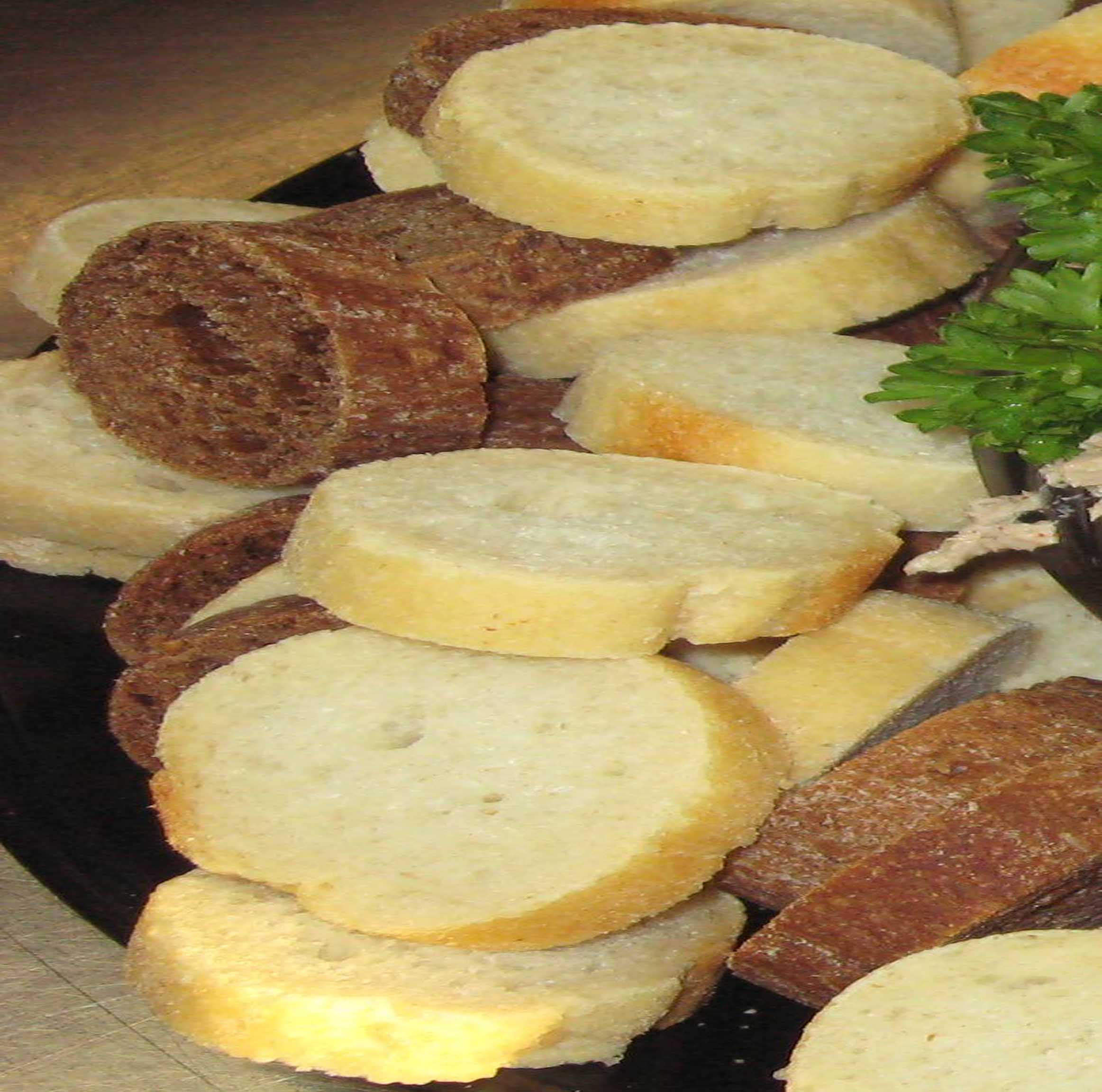 Pate Bread
