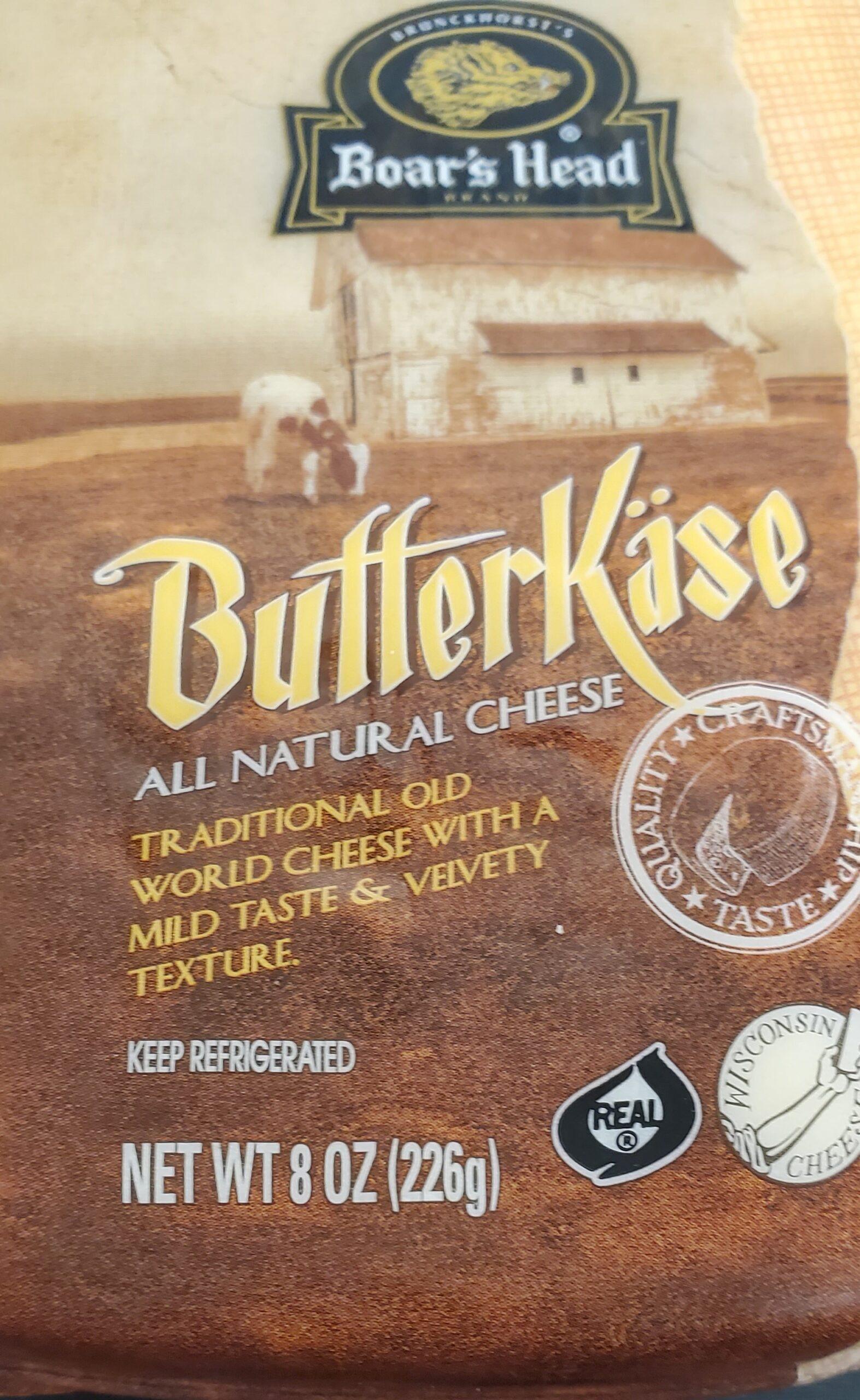 Butter Kase – Regular