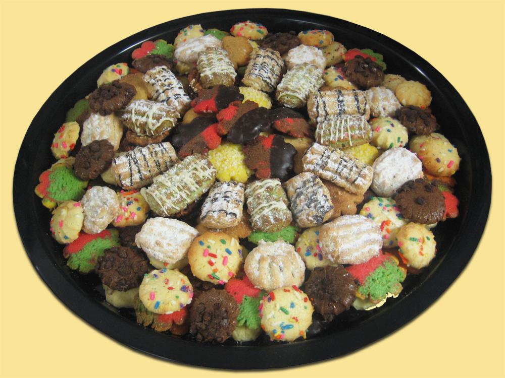 Assortment of Buttercookies