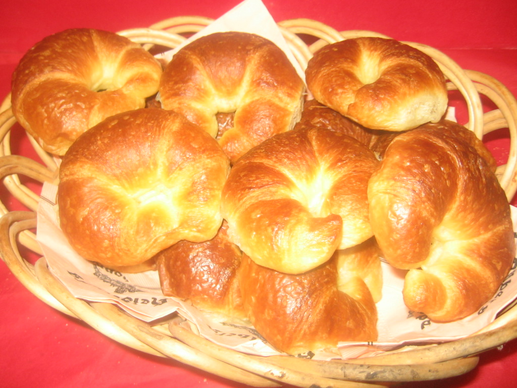 Croissants – (Mini)