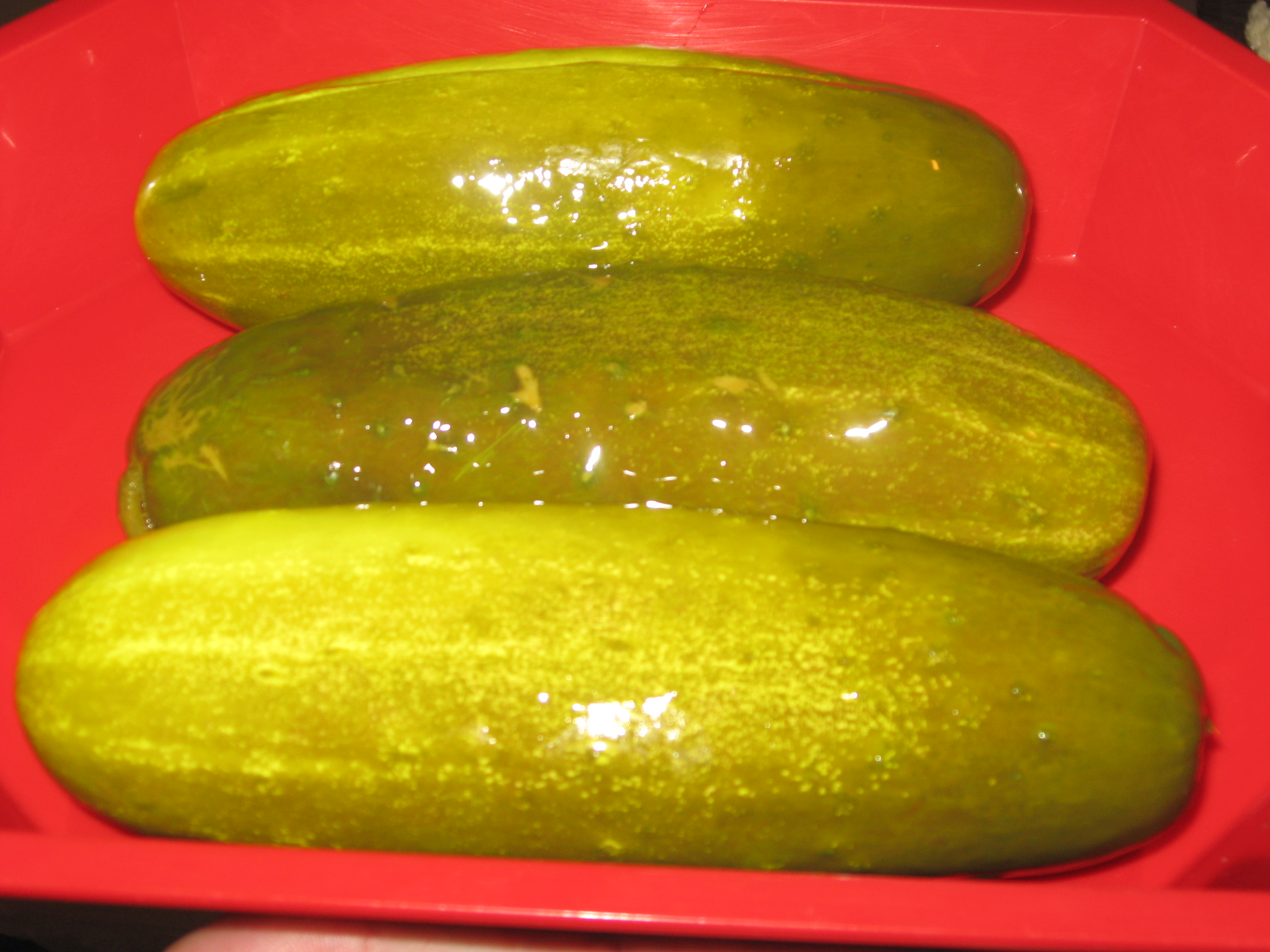 Whole Deli Pickle