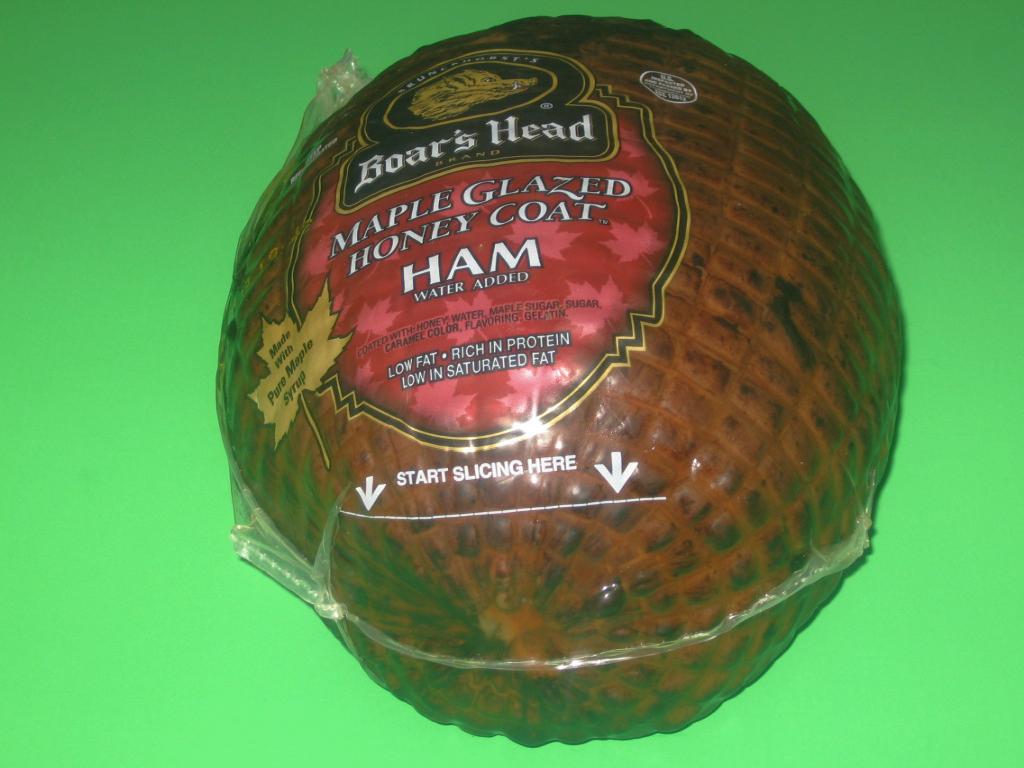 Maple-Honey Ham