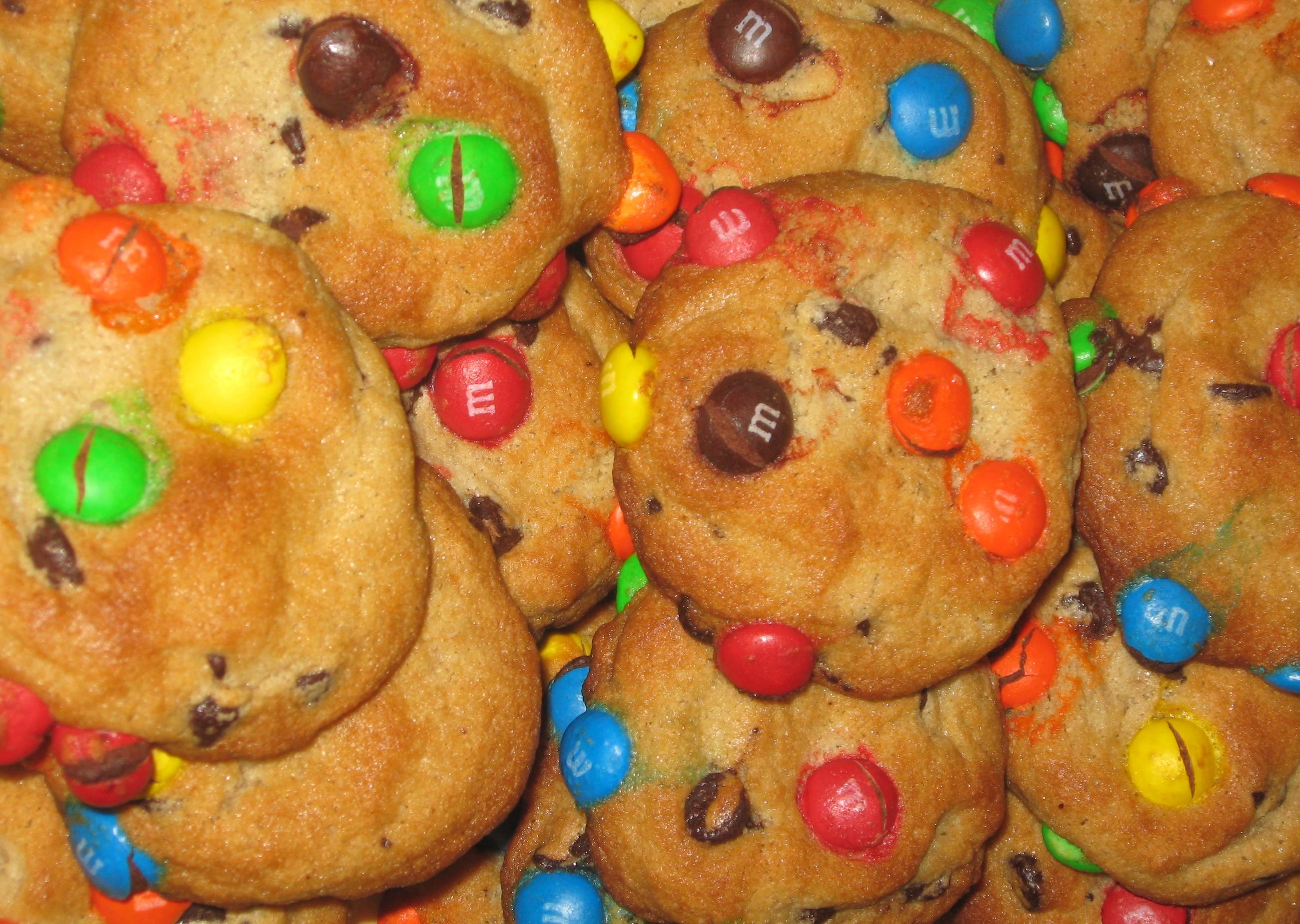 Cookies – M&M