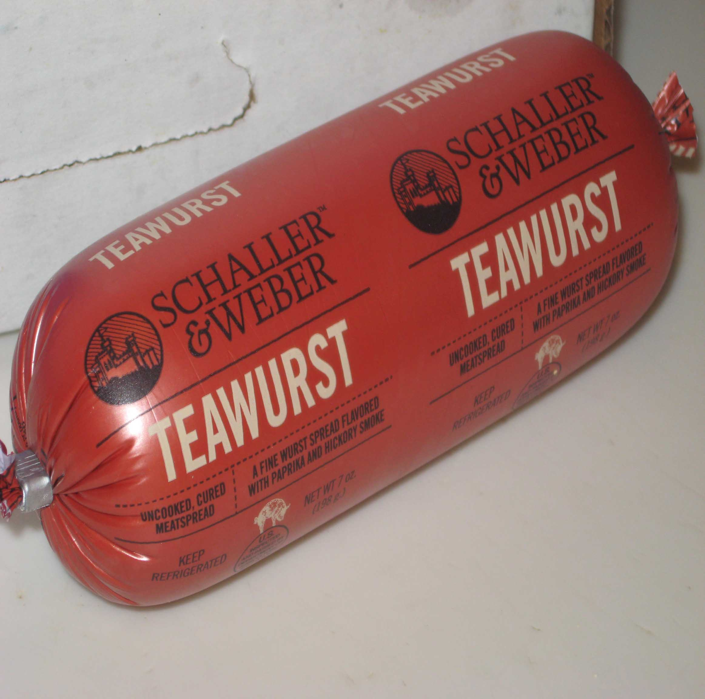 Teewurst – Smoked Ham Spread