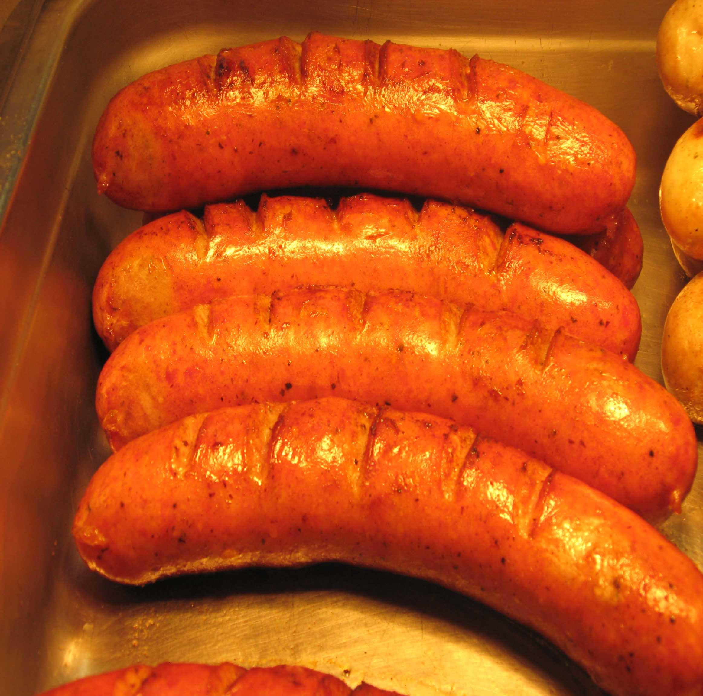 Wurst: Bauernwurst