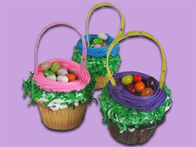 Basket Cupcake (6)