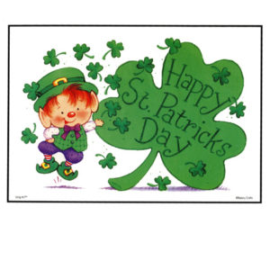 Bakery Crafts Image: Happy St. Patricks Day