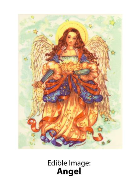 Edible Image ® by Lucks: Angel