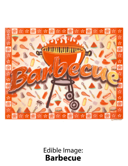 Edible Image ® by Lucks: Barbecue