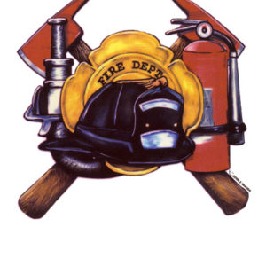 Edible Image ® by Lucks: Fire Dept