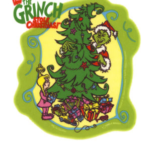 Edible Image ® by Lucks: How the Grinch stole Christmas