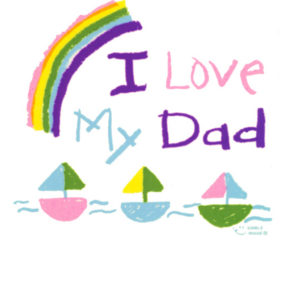Edible Image ® by Lucks: I love my Dad
