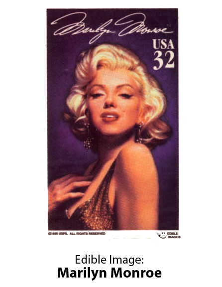 Edible Image ® by Lucks: Marilyn Monroe