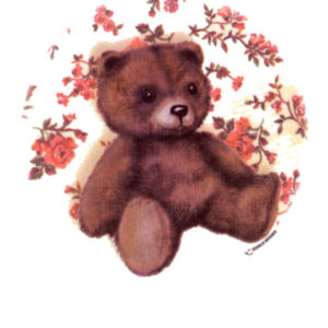 Edible Image ® by Lucks: Happy Birthday Bear