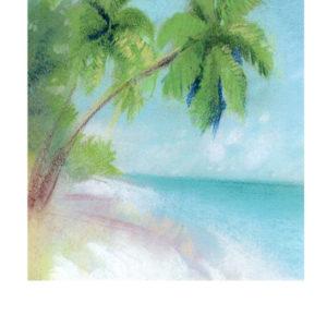 Edible Image ® by Lucks: Tropical Island