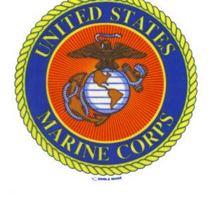 Edible Image ® by Lucks: U.S. Marines Logo