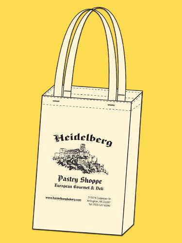Heidelberg Pastry Shoppe Bag