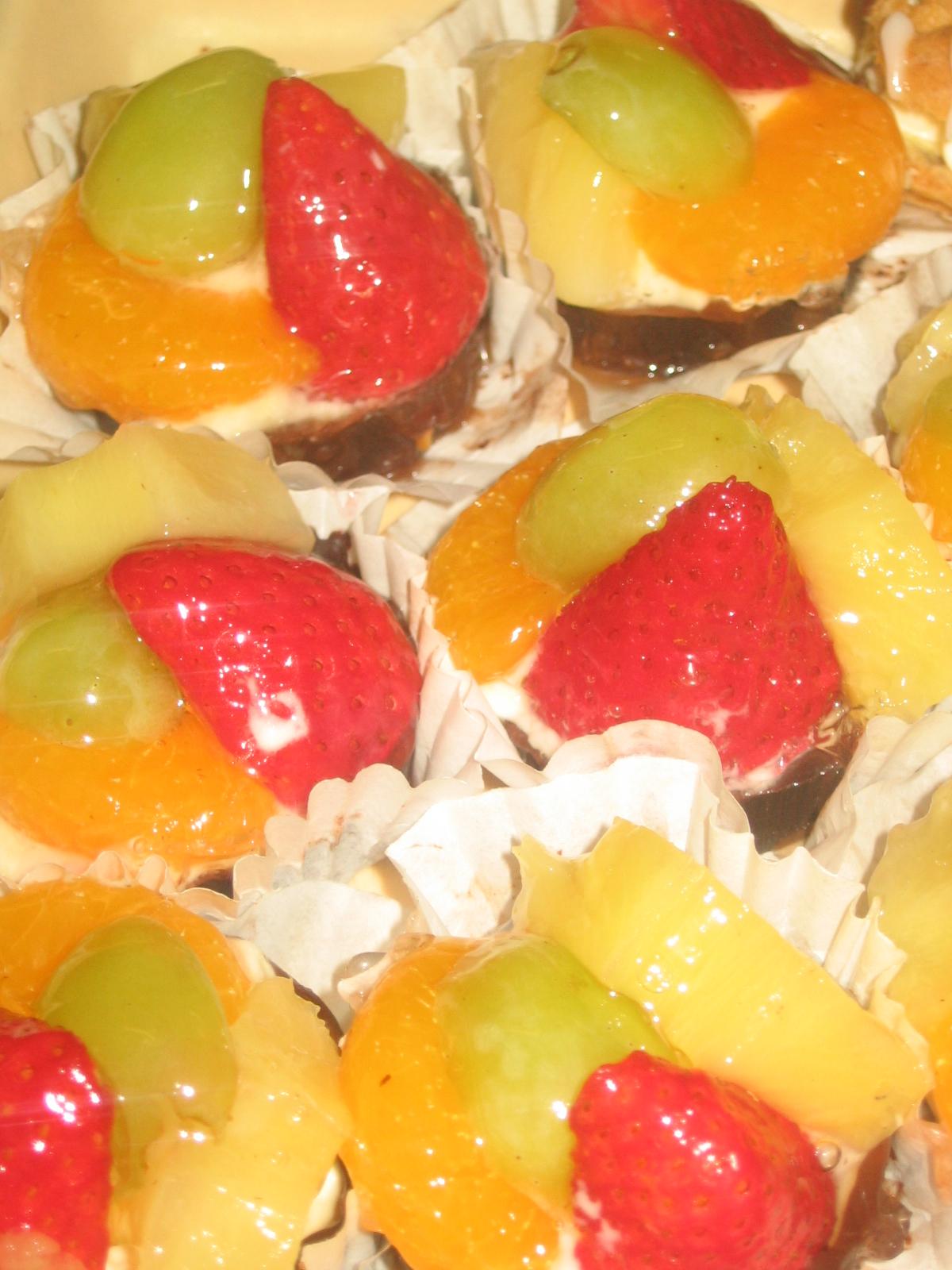 Fruit Tart (Mini) Ordered in Multiples of 6