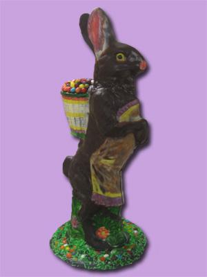 Chocolate Easter Bunny XXL