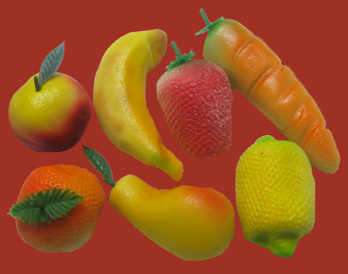 Marzipan Fruit – Handmade