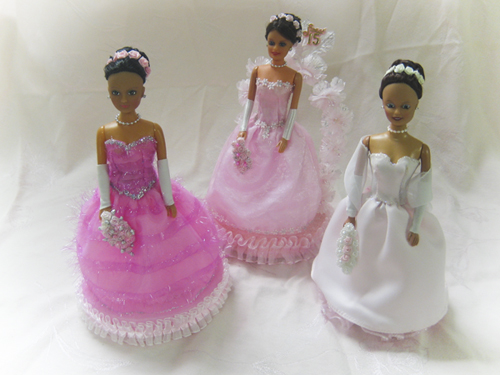 Ornaments for Quinceaneras