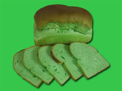 Green Buttertop Bread