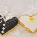 Bride and Groom Cookies – 12 Cookies (6 Bride & 6 Groom)